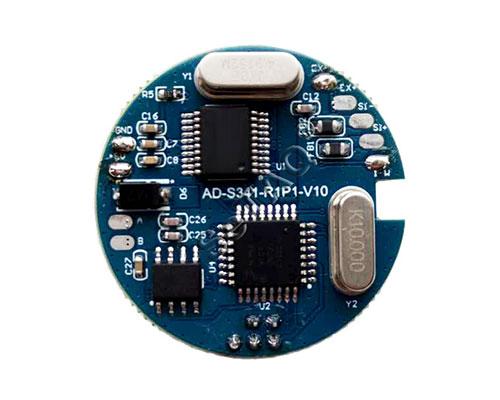 AD-S341-R1P1高速称重A/D模块